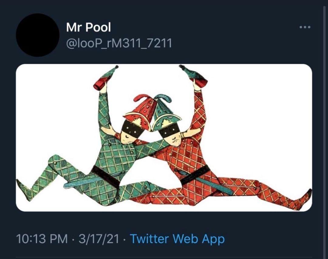 Mr Pool